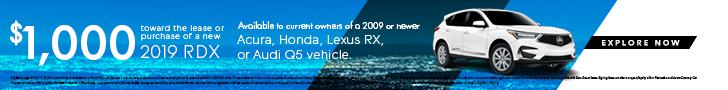RDX 1000 lease bonus