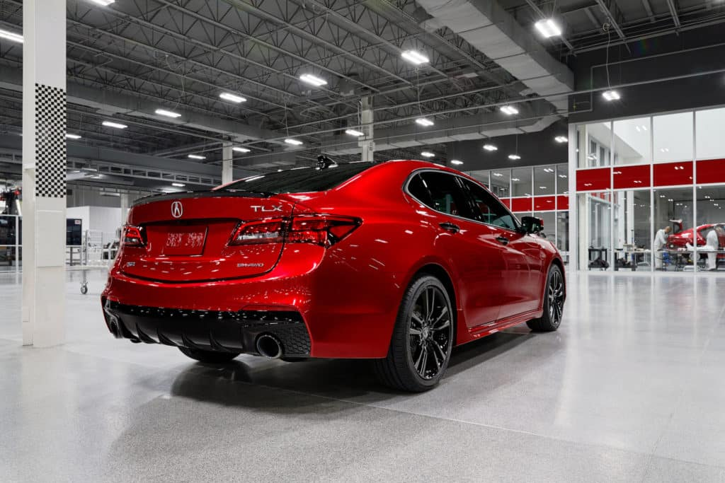 """Acura Launches Handcrafted """"PMC Edition"""" Models in New York"""