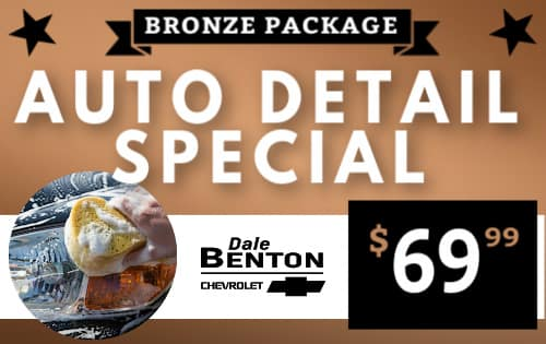 Auto Detailing Bronze Package