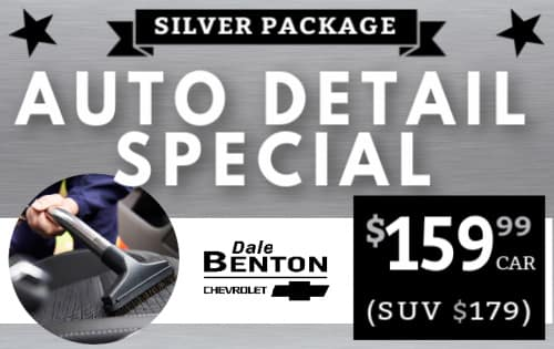 Auto Detailing Silver Package