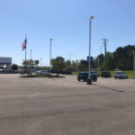 Guntersville Chevy for Sale | Lot may look empty, but we can still get you into a new Chevy!