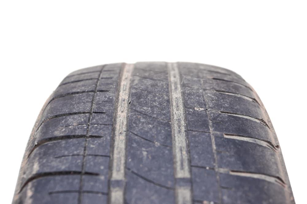 When is my tire tread too low in Guntersville AL