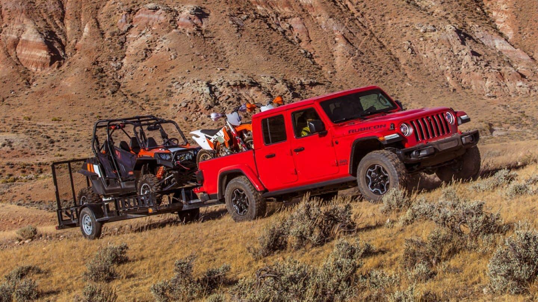 The 2020 Jeep Gladiator At Deery Of Ames Deery Of Ames Cdjr