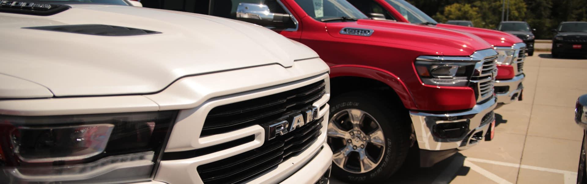 RAM Commercial Trucks in Ames, IA