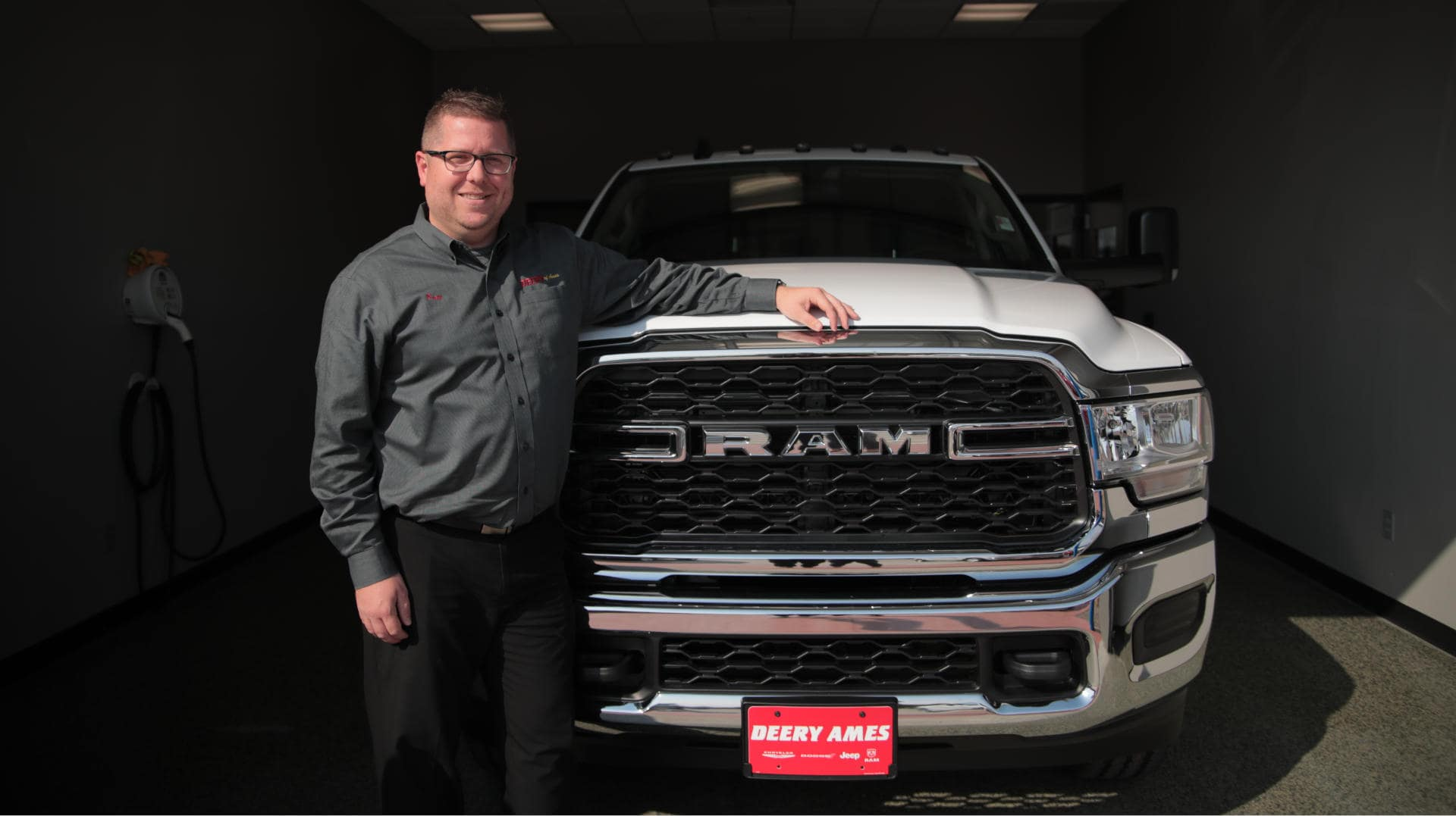 RAM Commercial Department Ames, IA