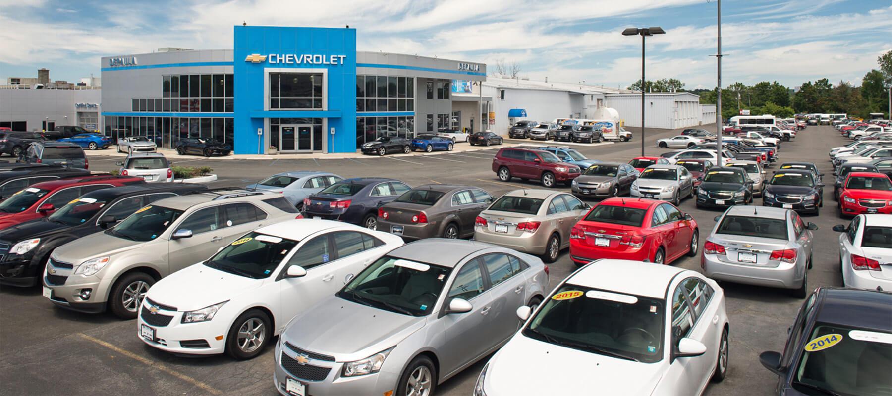 Used Car Dealership >> Used Cars Trucks Suvs For Sale Depaula Chevrolet