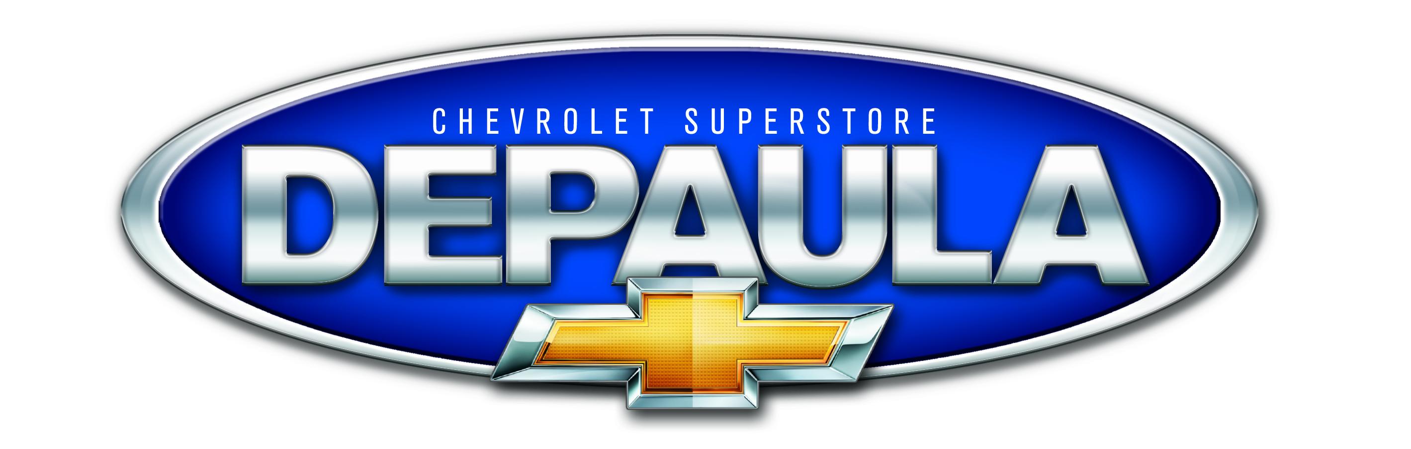 DePaula Chevrolet Logo