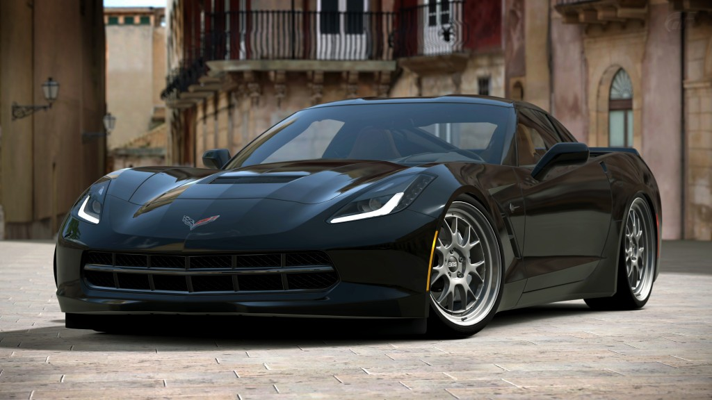 How the Corvette Has Evolved from C6 to C7