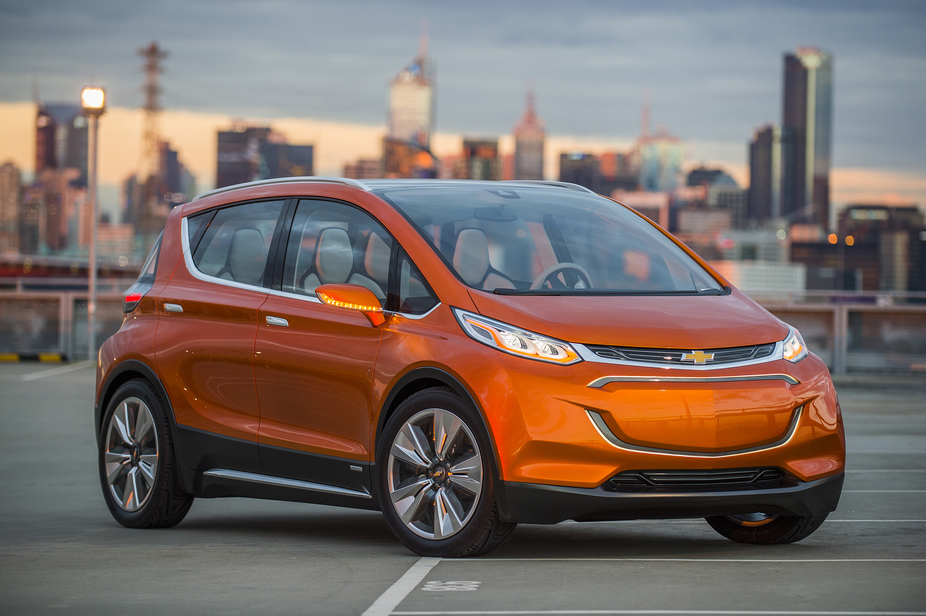 2017 Chevy Bolt What We Know So Far