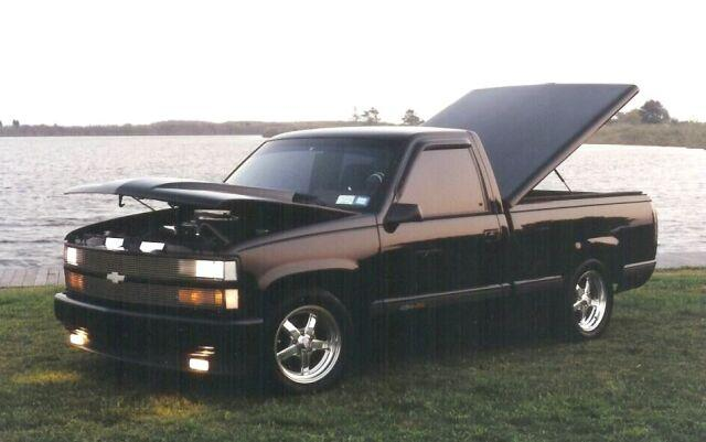 The 3 Best and Most Rare Special Edition Chevy Trucks