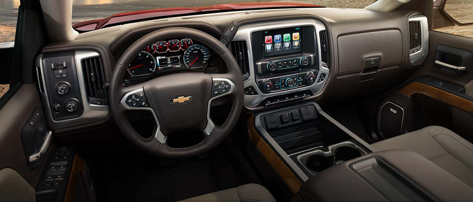 2015 Cheverolet Silverado Interior
