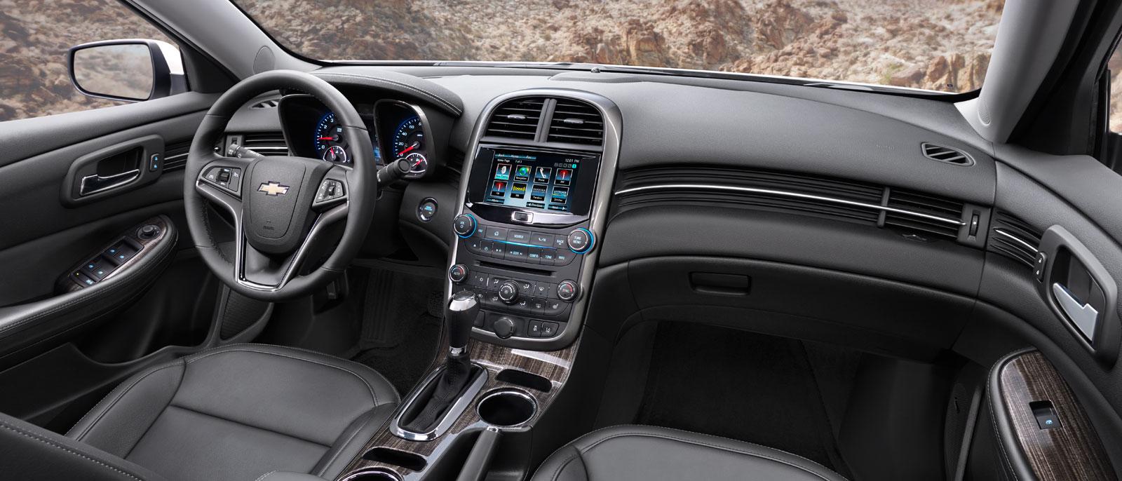 2015 Chevy Malibu