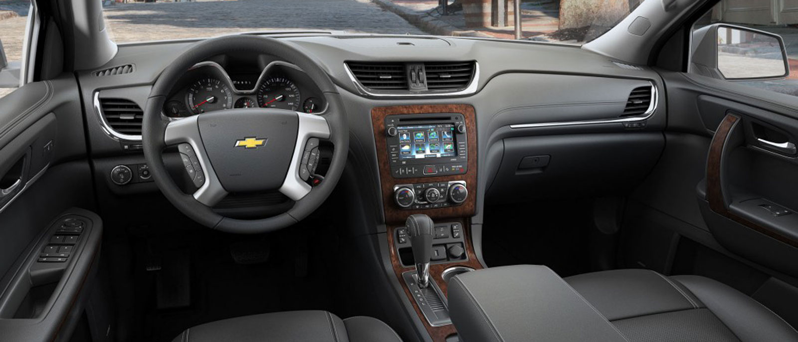 2015 Chevy Traverse  DePaula Chevrolet