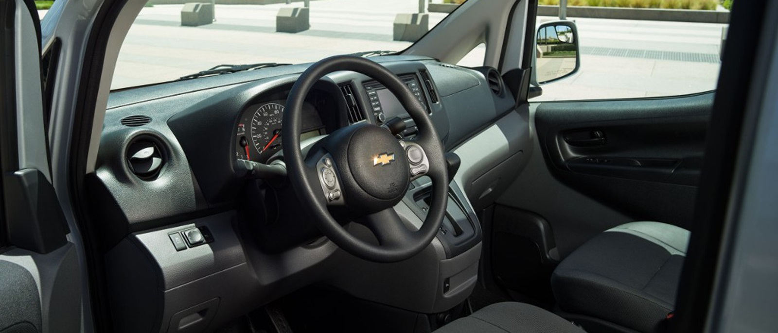 2015 Chevrolet City Express Front Interior