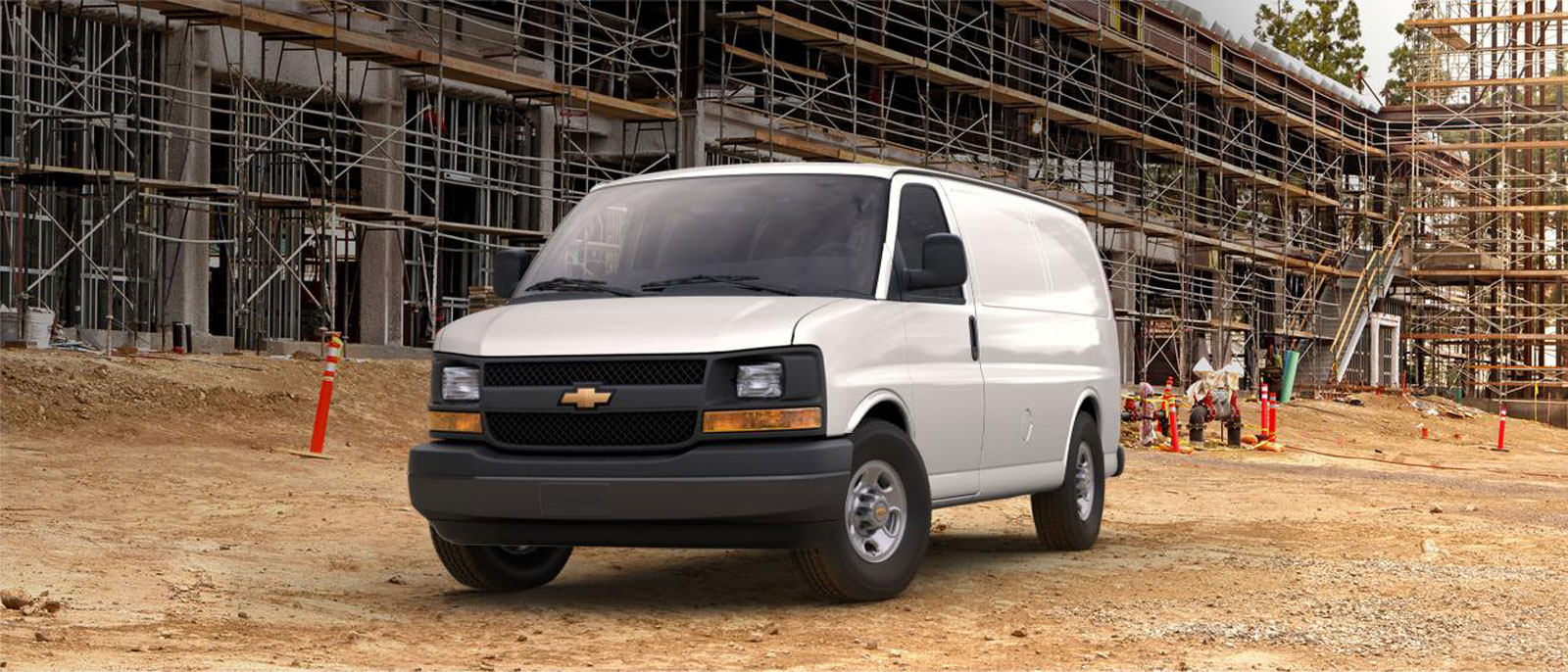 2015 Chevy Express