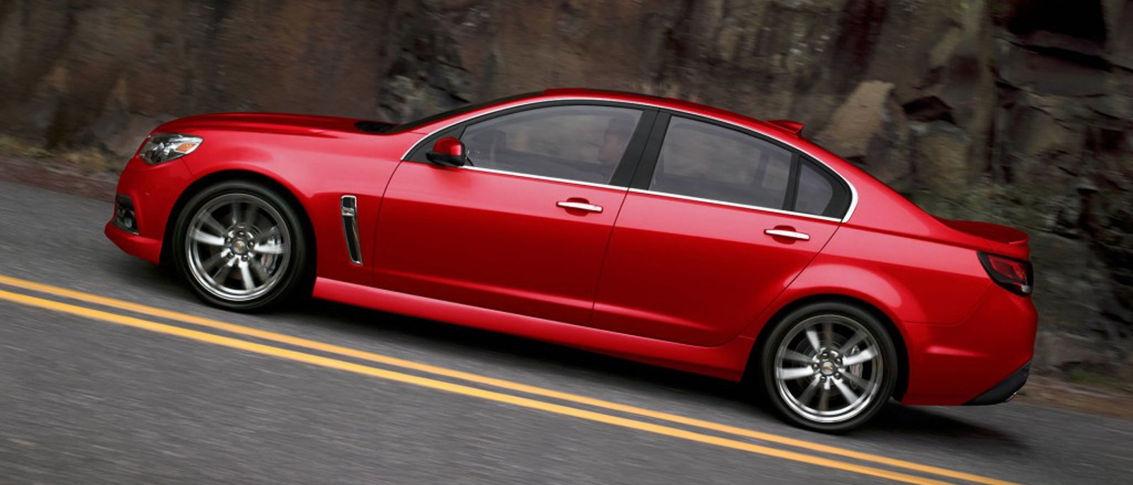 2015 Chevy SS Sedan