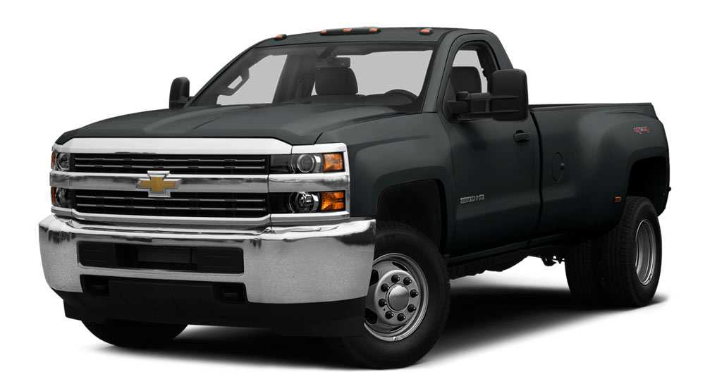 2015 Chevy Silverado 3500 HD