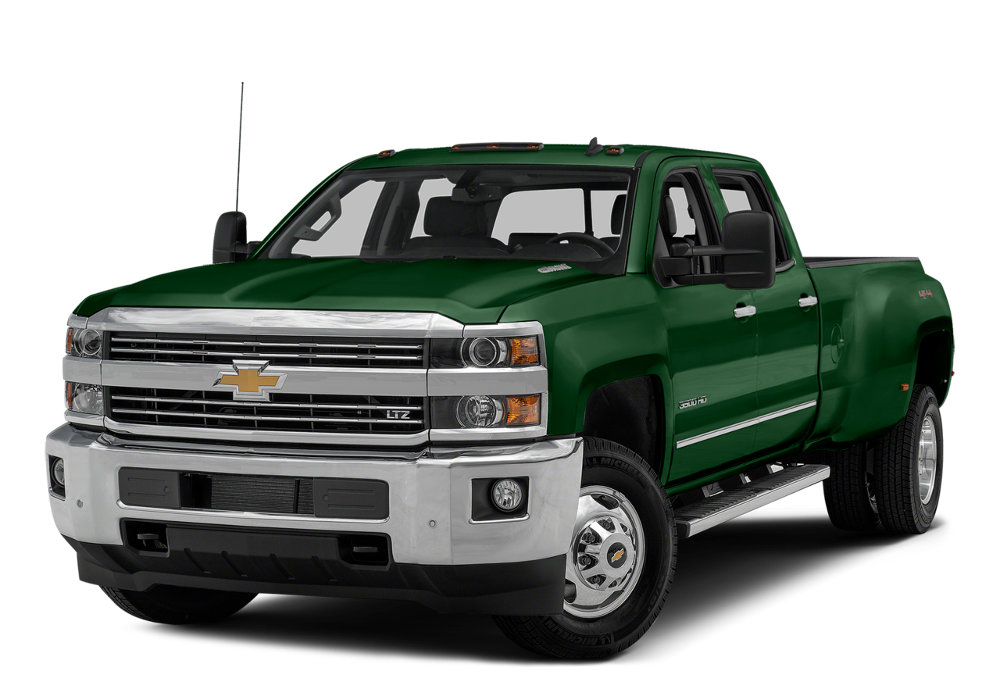 The 2016 Chevrolet Silverado 3500HD Defies Expectations