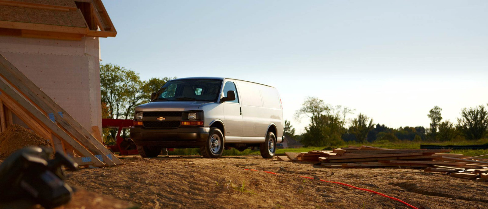 2016 Chevy Express 3500