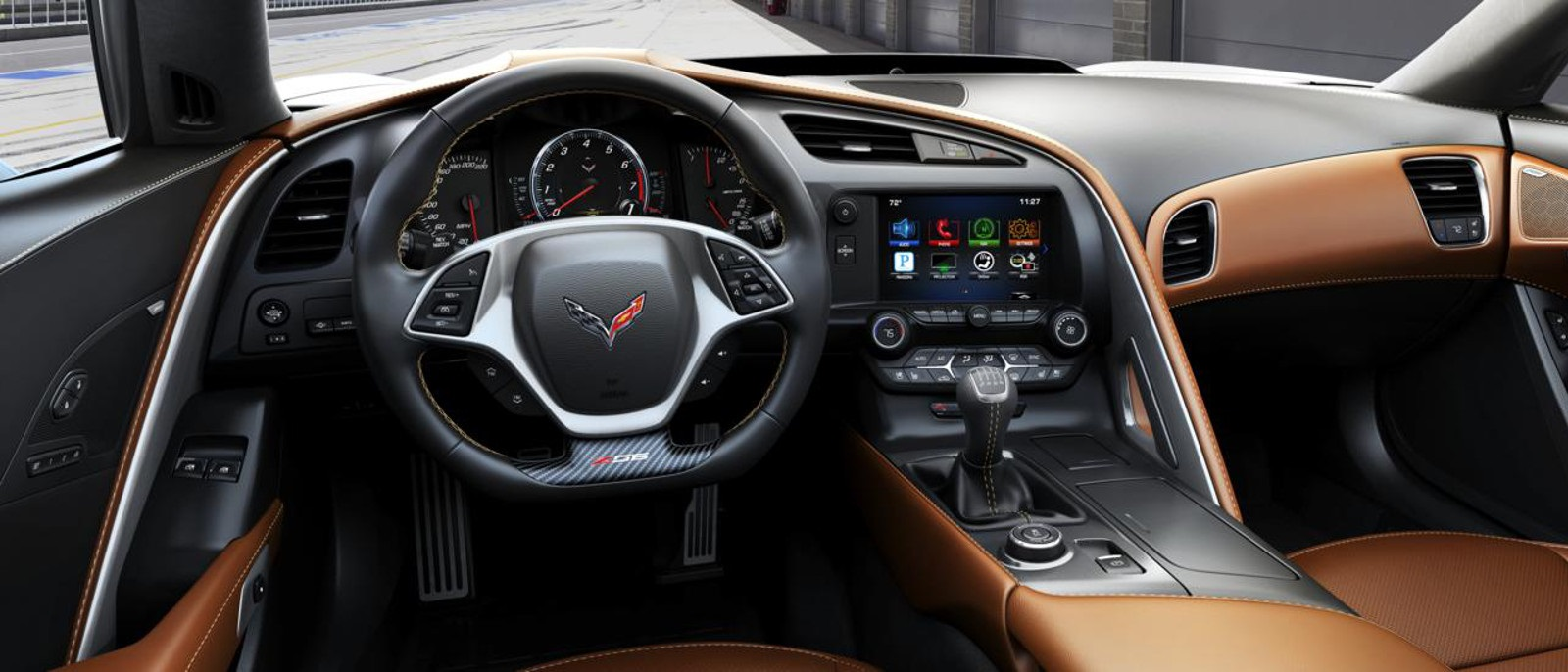 2016 Chevy Corvette Z06 Interior ...