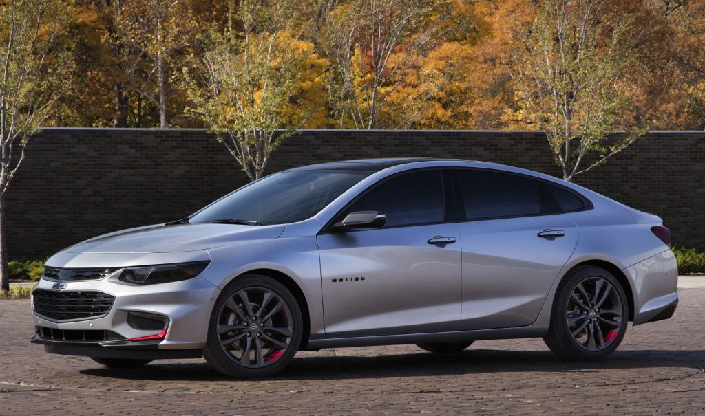 Five Facts About the 2016 Chevy Malibu Red Line Series ...