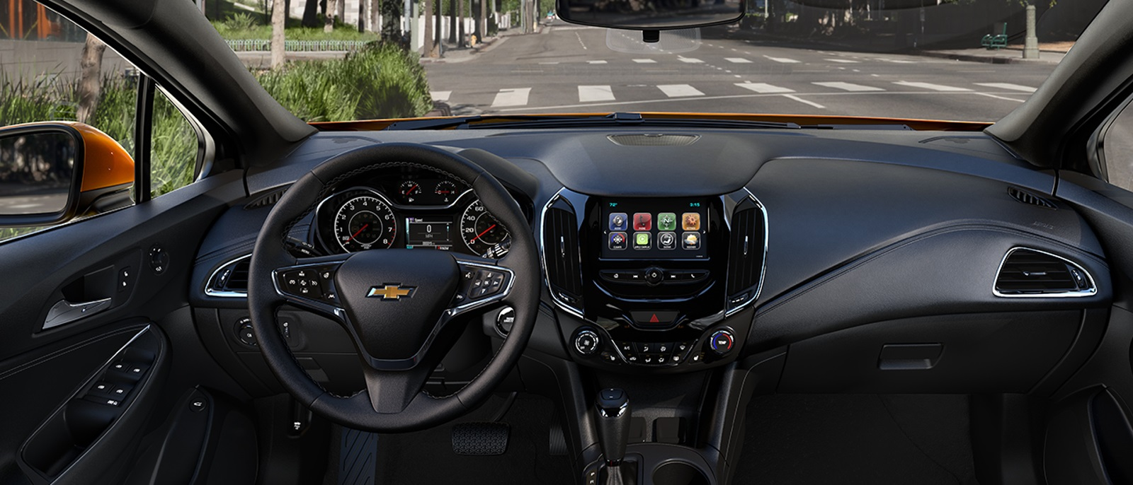 Cruze chevy cruze 2014 interior : 2017 Chevy Cruze Promises to Take Popular Line Further