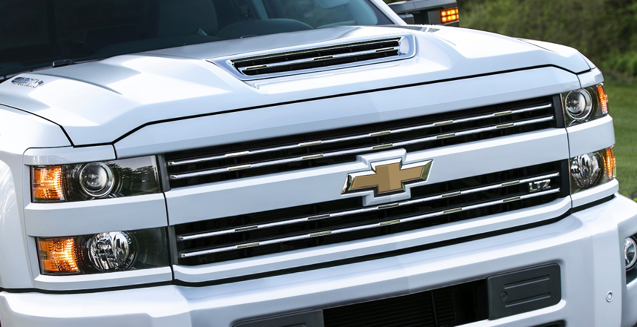 2017 Chevy Silverado 2500HD Grille check out the new and improved 2017 chevy silverado hd depaula 2017 Chevrolet Silverado 1500 Interior at soozxer.org