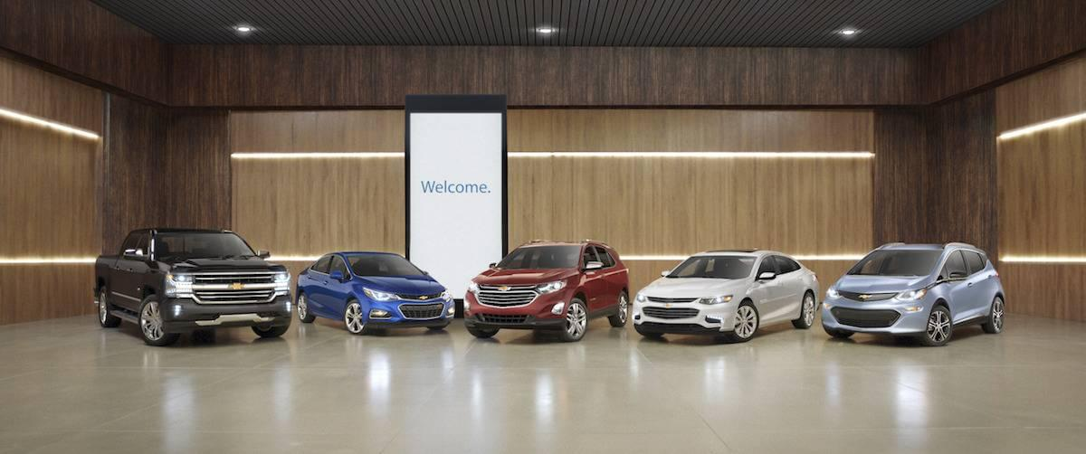 Choose Your Next Chevy at DePaula | DePaula Chevrolet
