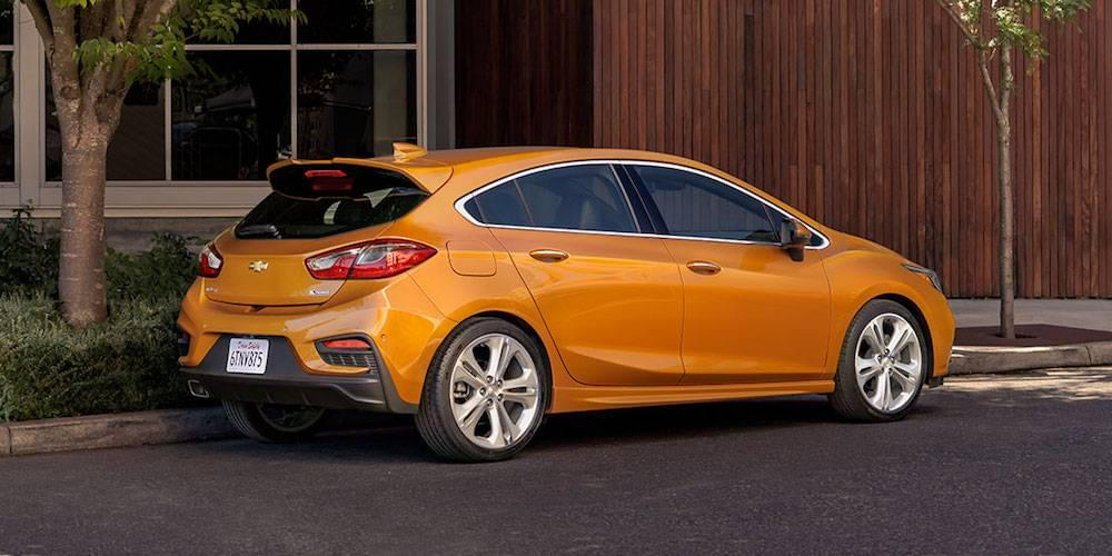 Three Chevy Cars Built Best For Families - DePaula Chevrolet