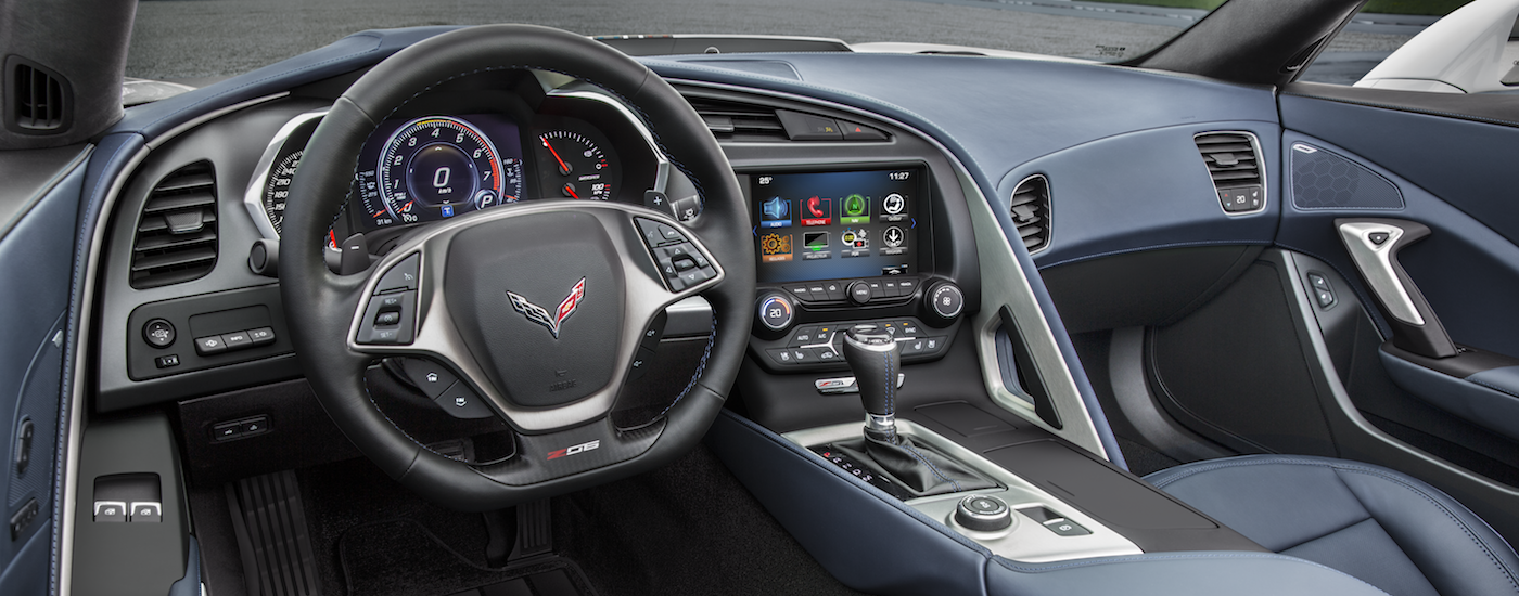 Chevy Corvette Technology