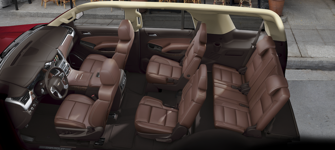 Chevy Tahoe Interior