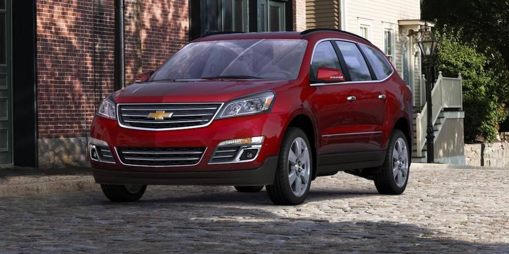 Supreme Safety Comes Standard in These 2017 Chevy SUVs ...