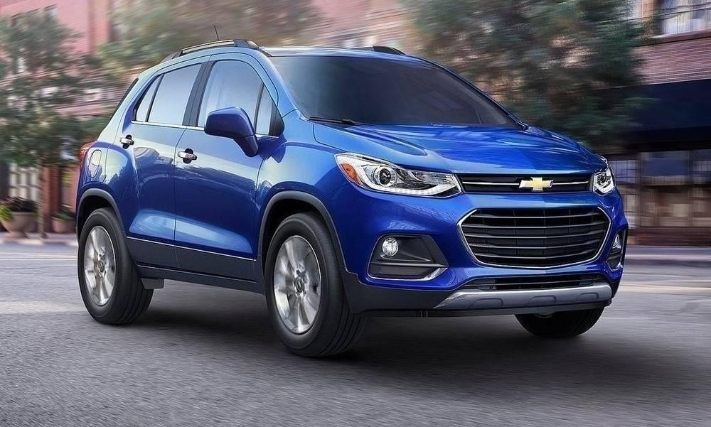 New 2019 Chevy Trax LS