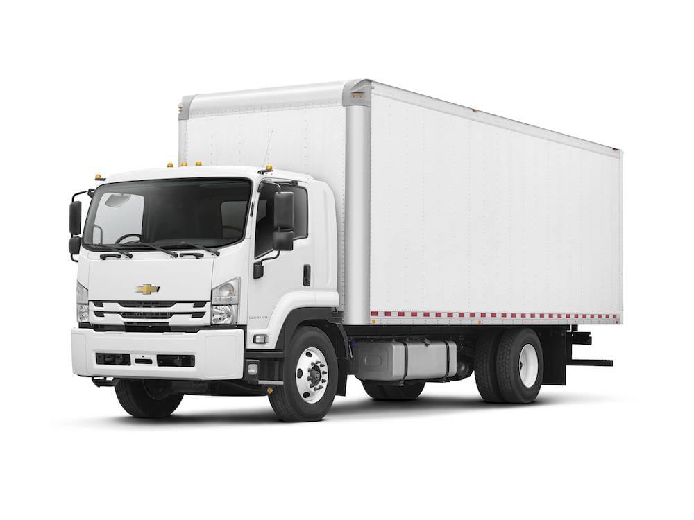Truck Box Bed