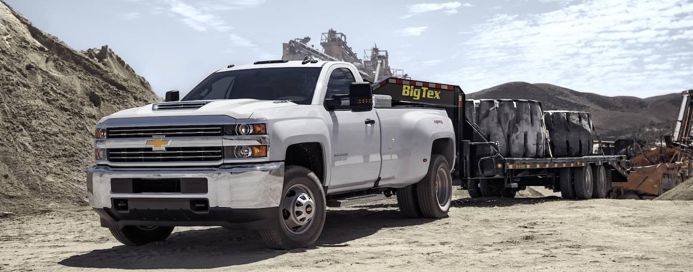 Chevy Work Truck >> Chevy Work Trucks Depaula Chevrolet