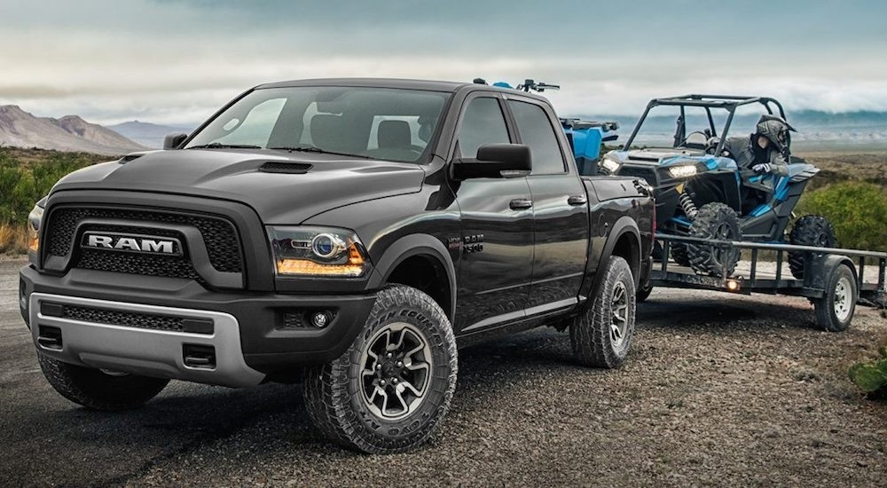 Truck Fight Who Wins In The Competition Between The 2017 Chevy