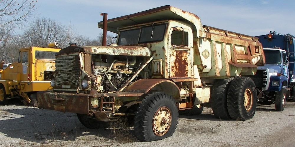 The Dump Truck's History | DePaula Chevrolet