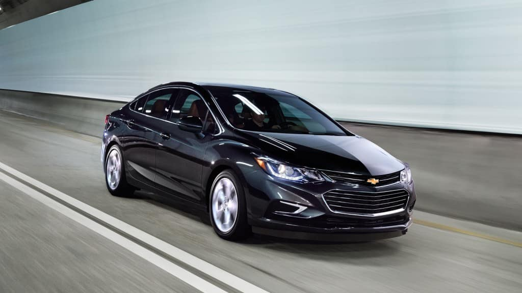 Most Dependable Chevy Sedans For The Changing Seasons