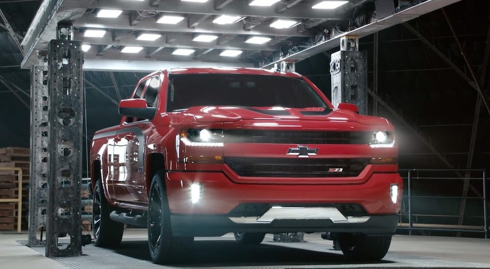 Chevy Silverado 2017 Special Edition >> Several Of Our Favorite Special Edition Silverados