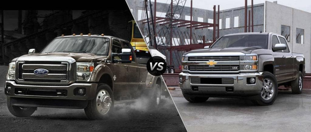 Which Brand Has The Better Used Pickup Ford Or Chevy