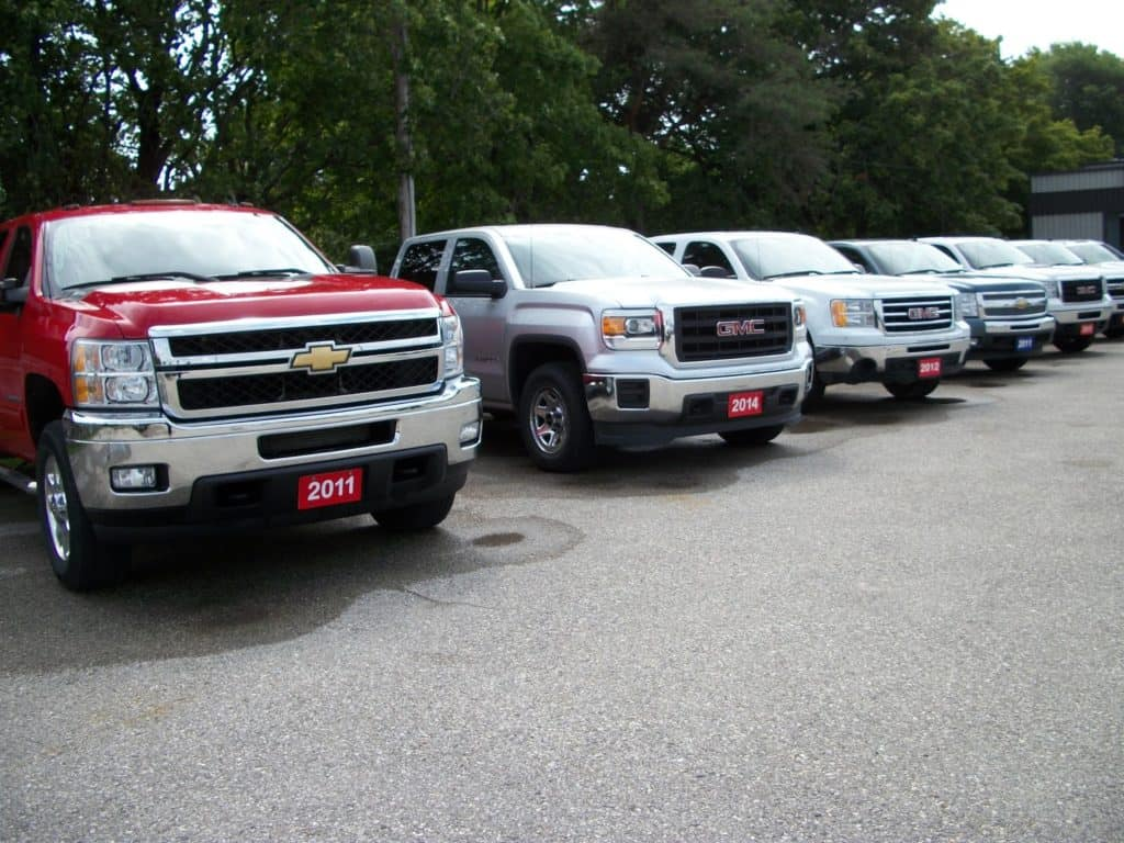 Used Trucks: Discover How the Major Brands Measure Up - Part II ...