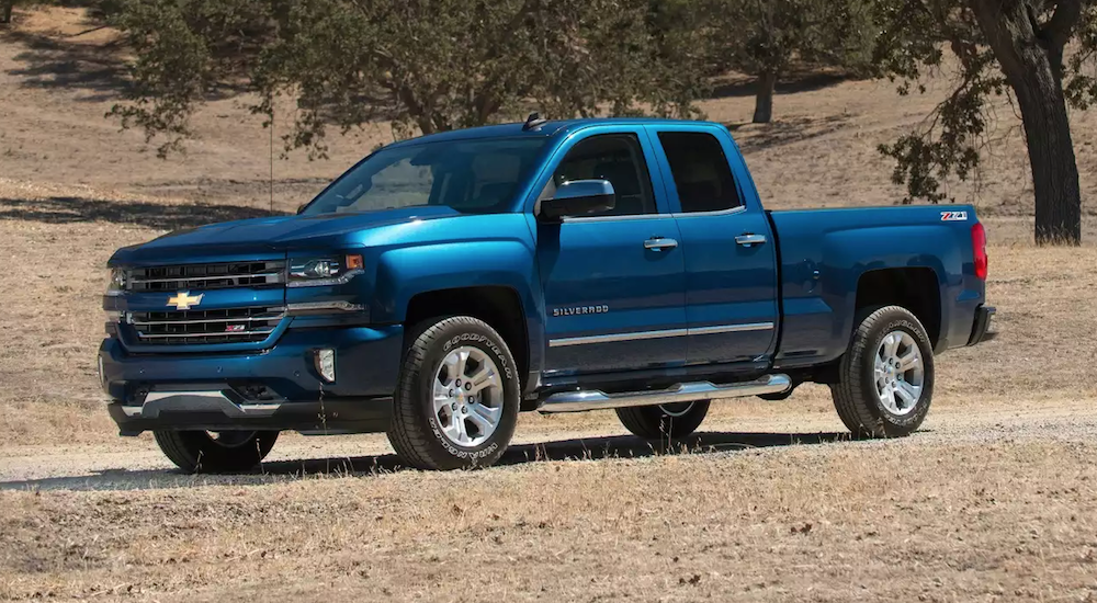 Why The 2017 Chevy Silverado 1500 Is A Perfect Commuter Vehicle