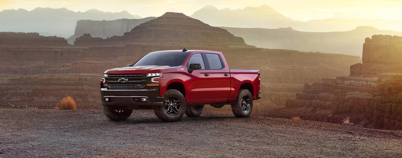 New Chevrolet Silverado Capability