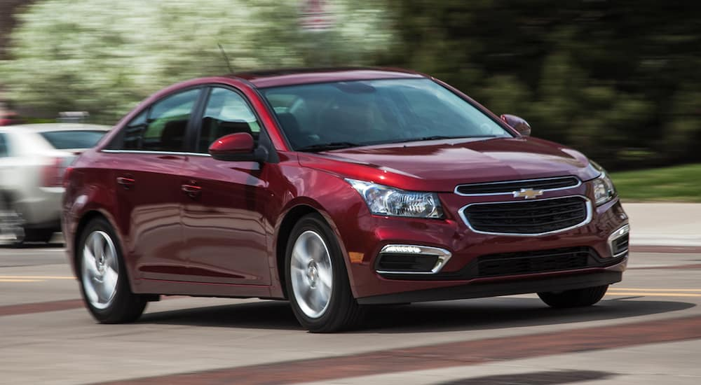 Getting A Great Deal On Used Cars For Sale The 2015 Chevy Cruze
