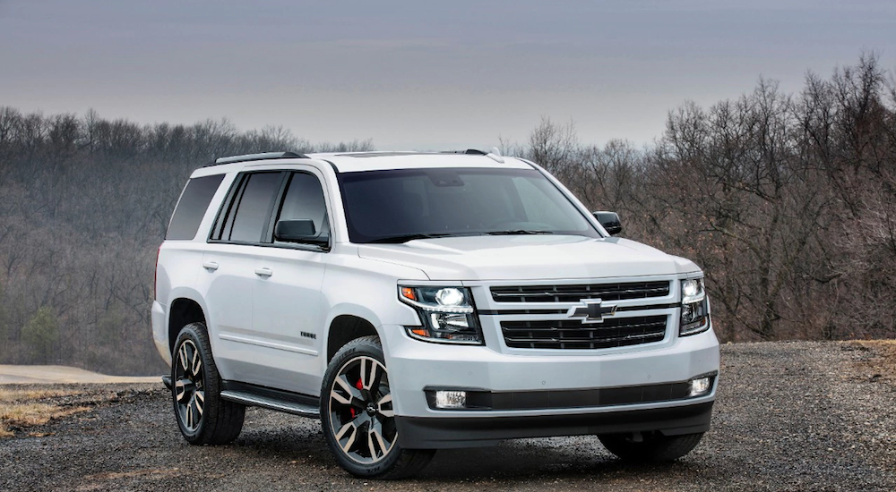 Leasing A Chevy Target One Of These Suvs Depaula Chevrolet