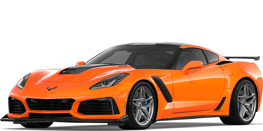 2019 Chevy Corvette ZR1