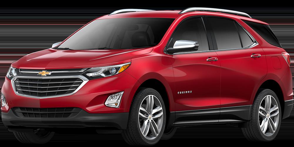 2018 Chevrolet Equinox - Chevy SUV