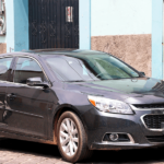 2017 Chevrolet Malibu - Used Car on the Street