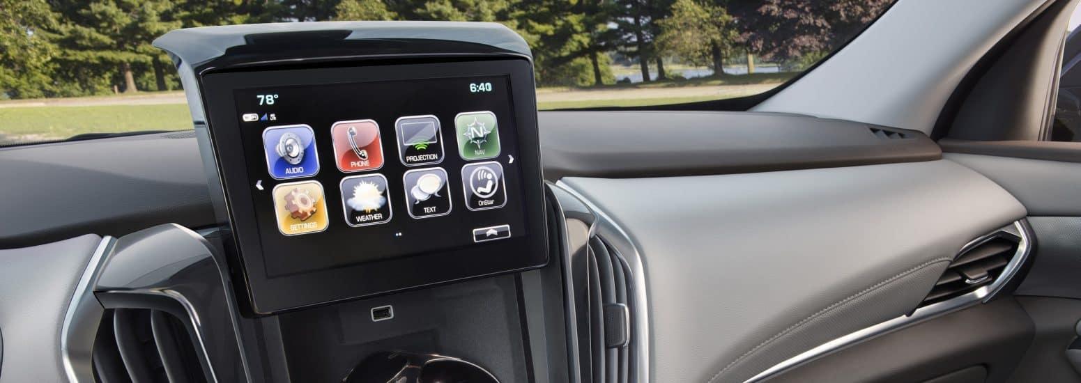 2018 Chevrolet Blazer Technology