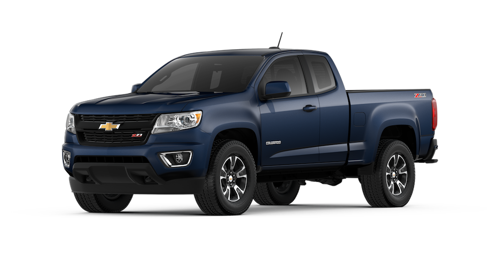 2018 Chevrolet Colorado | DePaula Chevrolet